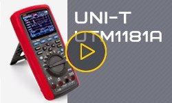 UNI-T UT181A Data Logging Multimeter Video Review