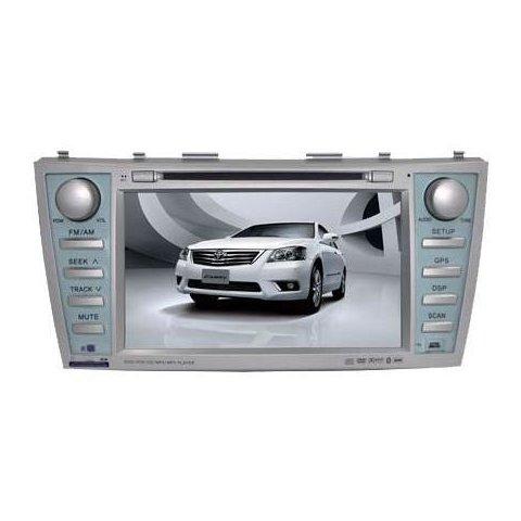 Мультимедийный навигационный центр для Toyota Camry Phantom DVM 1720G HDi