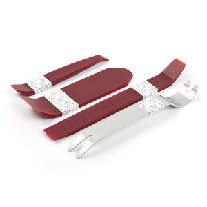 Набор инструментов для снятия обшивки 4 шт – полиуретан сталь