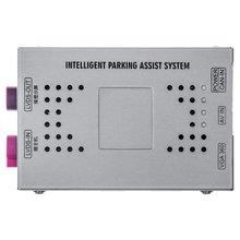 Адаптер подключения камеры переднего и заднего вида для BMW с системой CIC - Краткое описание