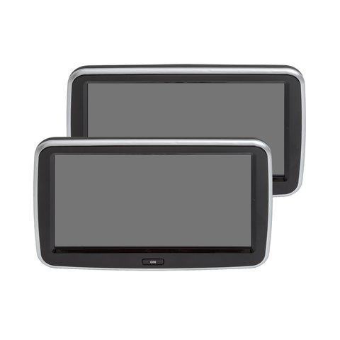 """Набор мониторов на Android с 10.1"""" экраном в подголовник для Mercedes Benz 2 шт."""