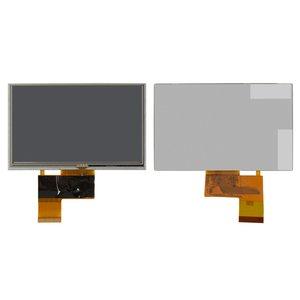 LCD for Navi N50i BT; GPS 5,0' Car Navigators, (with touchscreen, 5.0