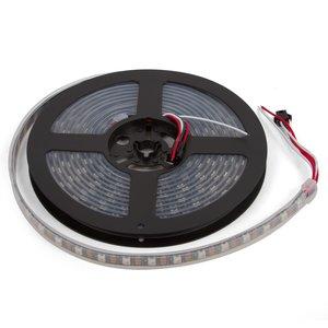 RGB LED Strip SMD5050, WS2812B (with controls, IP67, 5 V, 60 LEDs/m, 5 m)