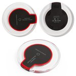 Wireless Charger Protech Fantasy, (output 1 A, Micro-USB input 5 V 2 A, black, micro USB type-B, type 1)