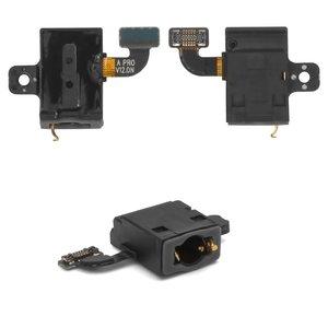 Handsfree Connector compatible with Samsung A320F Galaxy A3 (2017), A320Y Galaxy A3 (2017), A520F Galaxy A5 (2017), (with flat cable)