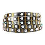 RGB LED Strip SMD5050, WS2815 (with controls, black, IP20, 12 V, 60 LEDs/m, 5 m)
