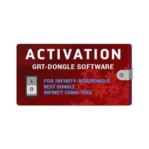 GRT-Dongle Software Activation for Infinity-Box/Dongle, BEST Dongle, Infinity CDMA-Tool