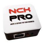 NCK Box Pro con cables