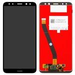 Pantalla LCD puede usarse con Huawei Mate 10 Lite, negro, con cristal táctil, Original (PRC), RNE-L01/RNE-L21