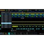 Opción de software RIGOL DS7000-AUDIO análisis y disparo por el protocolo I2S