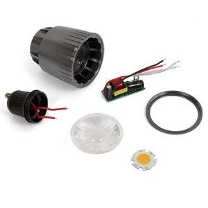 Комплект для сборки светодиодной лампы TN-A73 7 Вт (теплый белый, GU10)