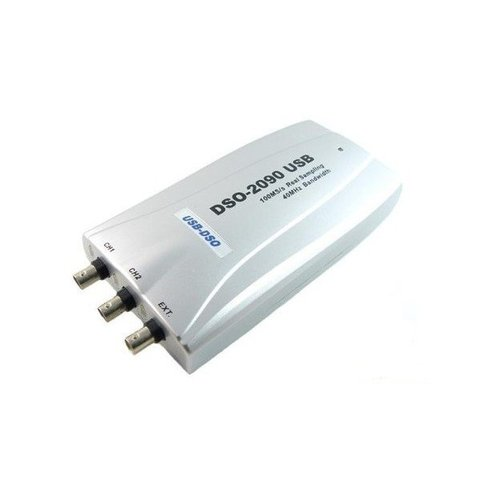 Цифровий осцилограф на базі ПК Hantek DSO 2090 USB