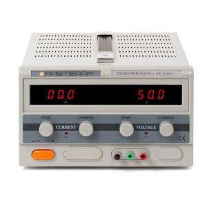Регулируемый блок питания Masteram MR5005E