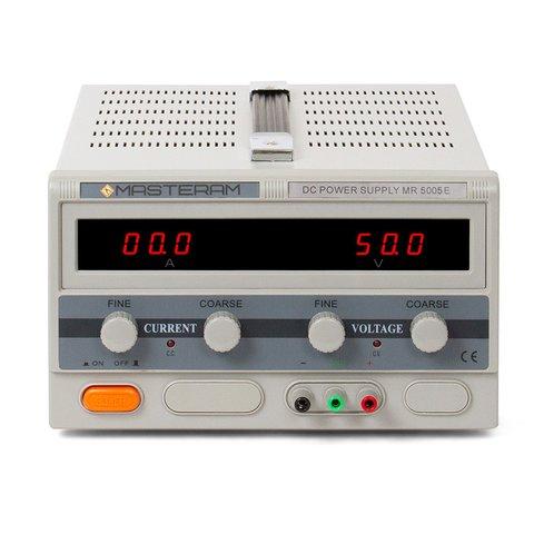 Регульований блок живлення Masteram MR5005E