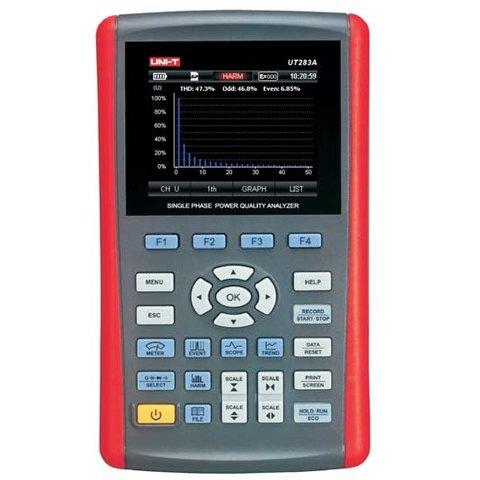 Аналізатор якості електроенергії UNI T UT283A