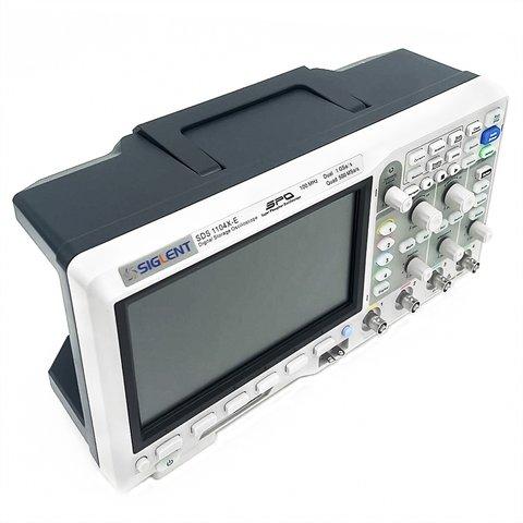 Цифровий осцилограф SIGLENT SDS1104X E