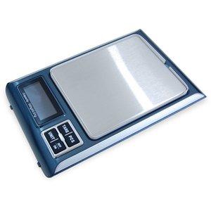 Balanza digital de bolsillo Hanke YF-MB BL-01 (500g/0.01g)