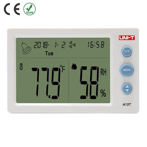 Temperature Humidity Meter UNI T A13T